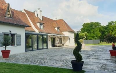 salle la villa